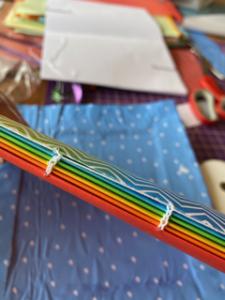 Rainbow Signatures